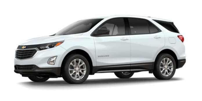 New 2019 Chevrolet Equinox LT w/1LT AWD