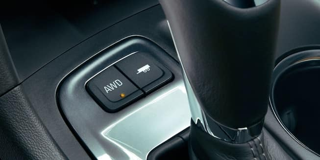 2018 Chevy Equinox Shifter