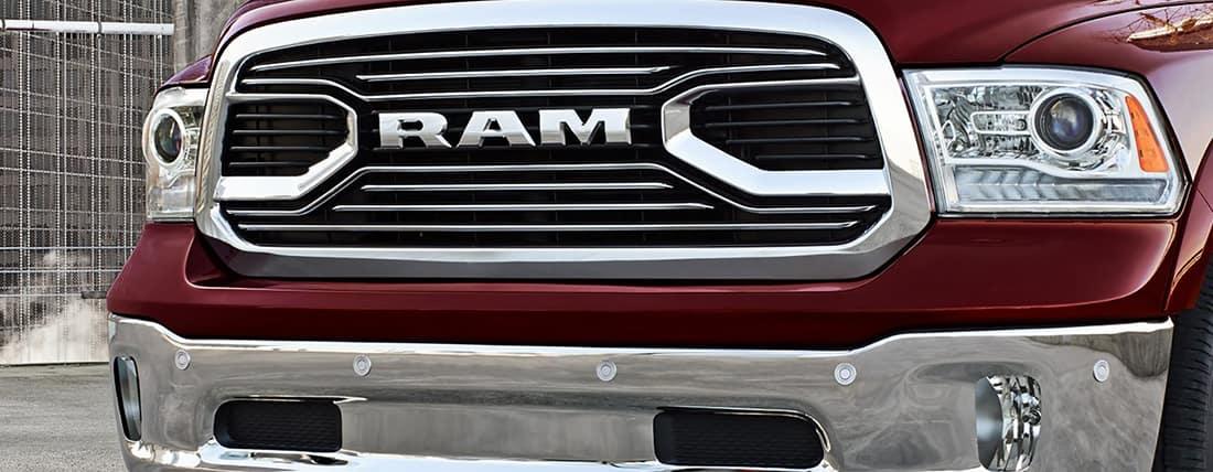 2018 Ram 1500 Grill