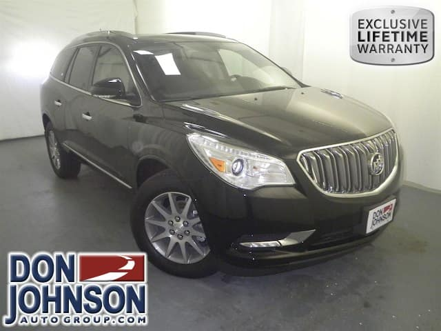 2017 Buick Enclave All Wheel Drive Leather Group
