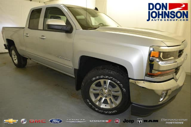 2018 Silverado 1500 LT Double Cab All Star