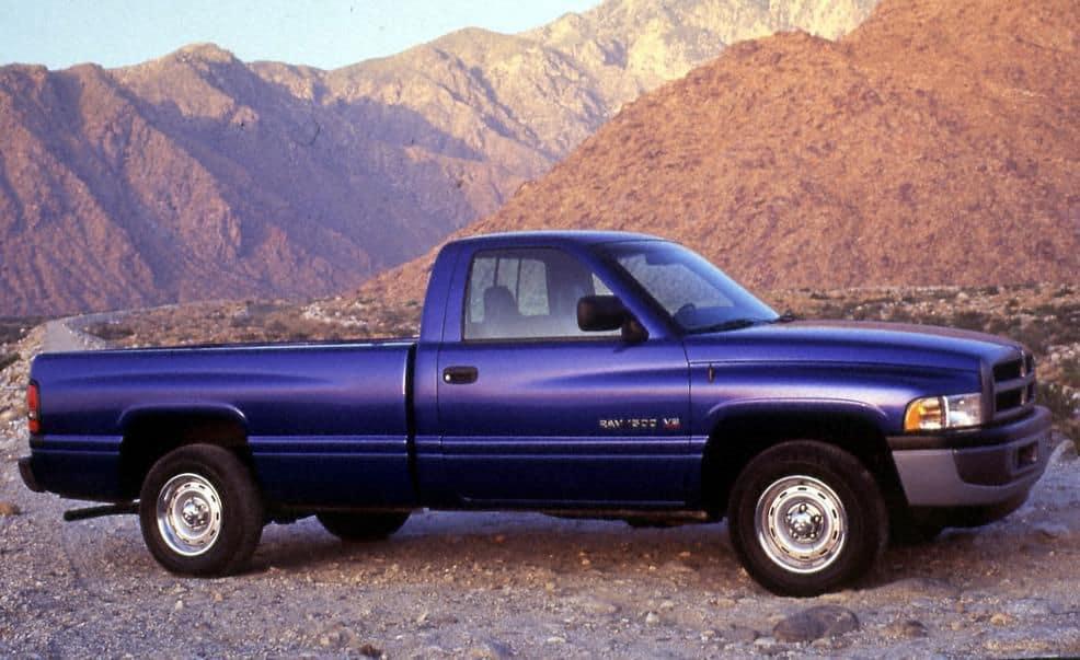 Purple Ram 1500