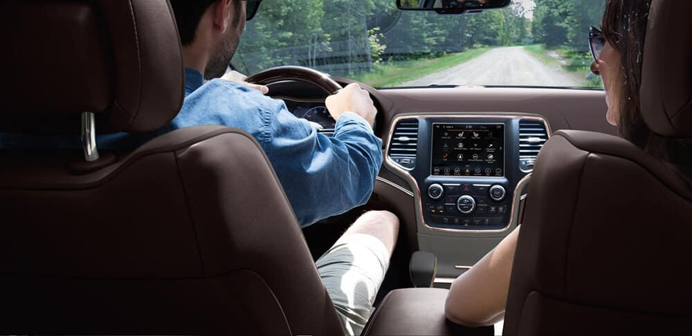 2018 Jeep Grand Cherokee Passengers