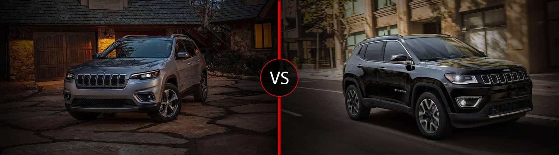 Jeep Compass Vs Jeep Cherokee >> 2019 Jeep Cherokee Vs 2018 Jeep Compass Don Johnson Motors