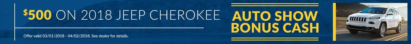 cherokee Offer Don Johnson Motors