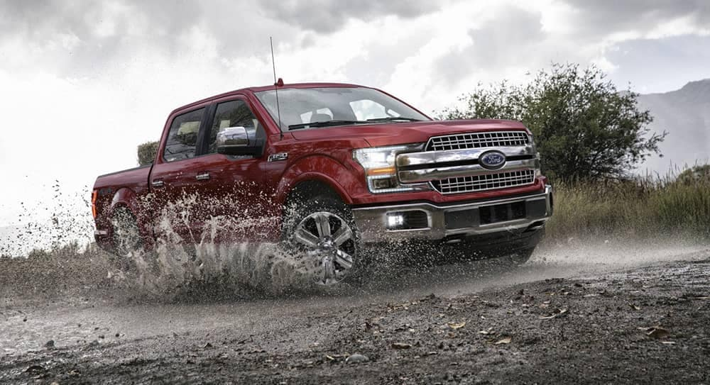 2018 Ford F-150 Splash