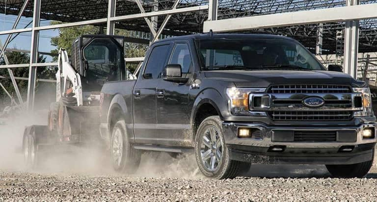 2018 Ford F-150 Towing