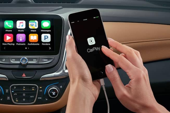 Chevy Mylink Apple Carplay