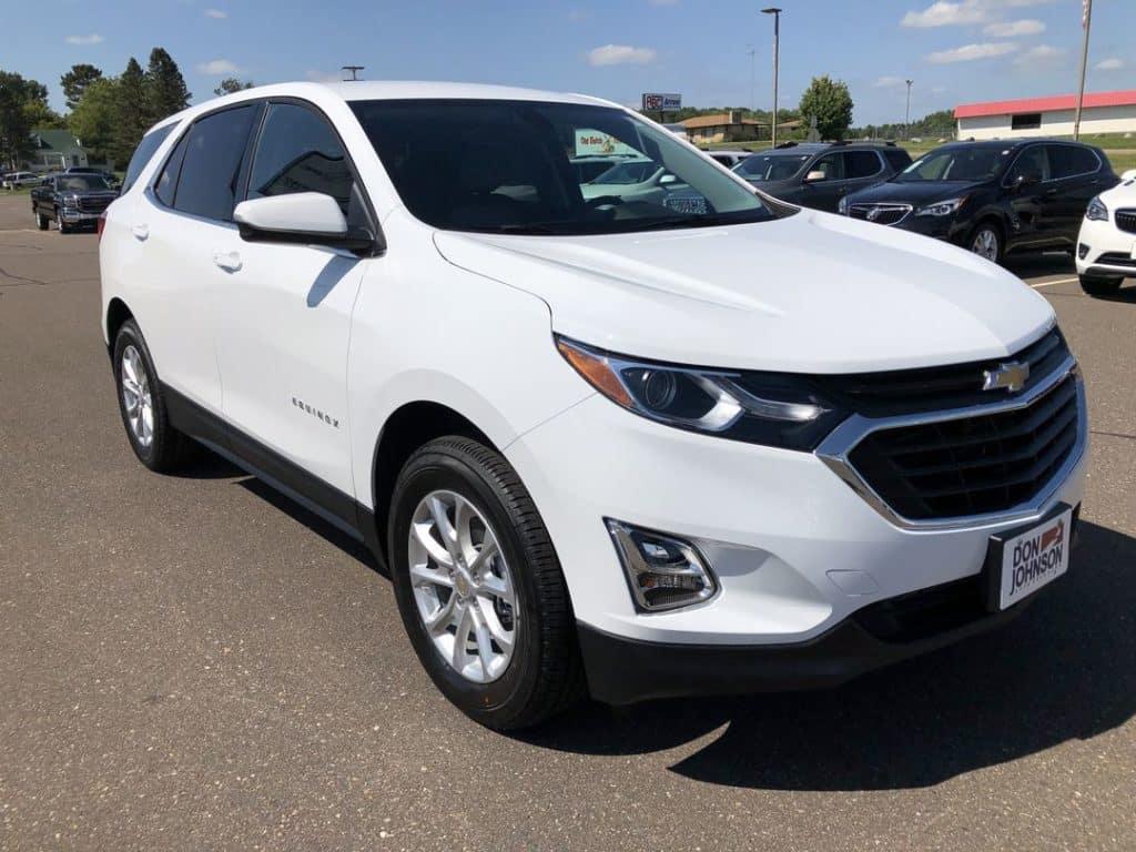 2019 Chevrolet Equinox LT All Wheel Drive