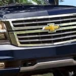 2018 Chevy Suburban Grill