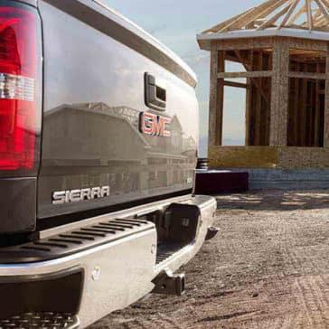 2018 GMC Sierra 1500 Tailgate