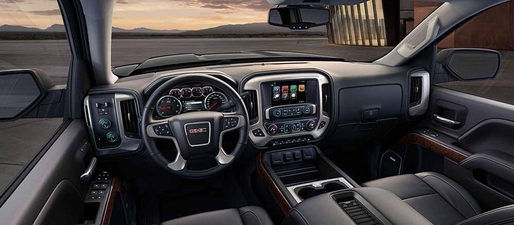 2018 GMC Sierra 1500 Dash