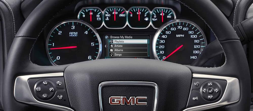 2018 GMC Sierra 1500 Features