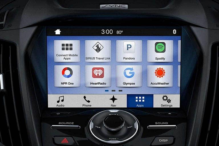 Ford Escape SYNC 3