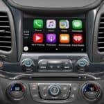 2018 Chevy Impala Apple Carplay