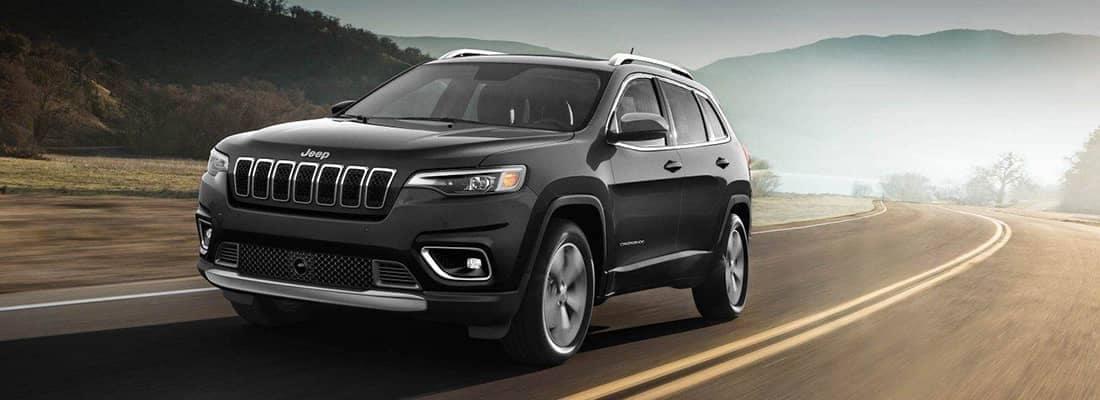 2019 Jeep Cherokee Driving