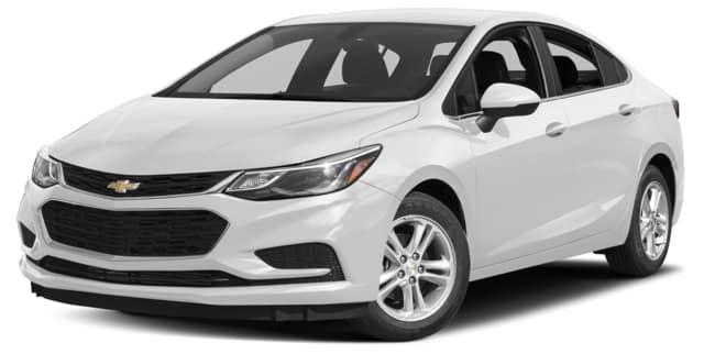 New 2018 Chevrolet Cruze LT Auto FWD Sedan