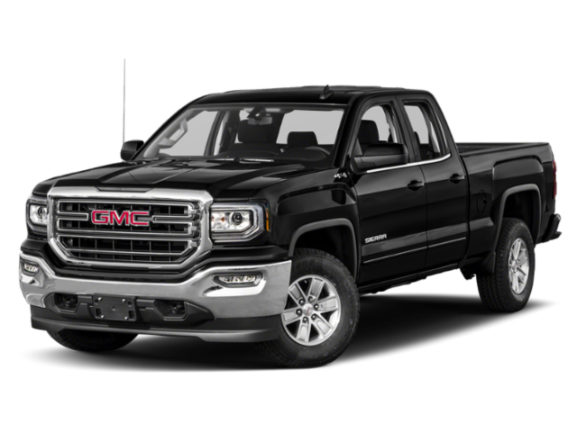 2019 GMC Sierra 1500 Limited 2WD Double Cab