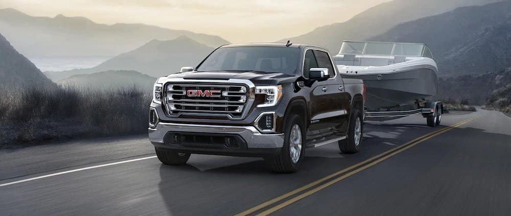 2019 Sierra towing