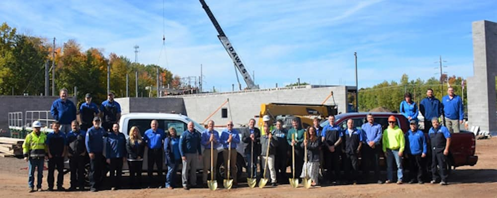 Don Johnson Motors Cumberland breaks ground
