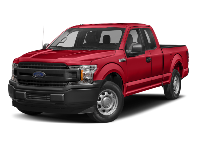 Ford F-150 XL 2WD SuperCab 6.5