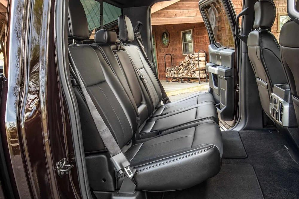 2019 Ford F-150 SuperCrew Interior