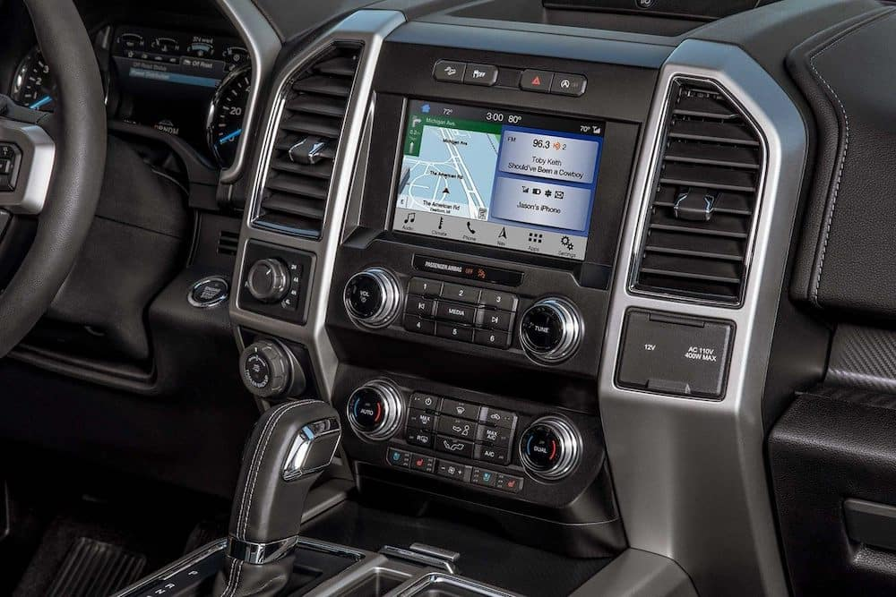 2019 Ford F-150 with SYNC 3