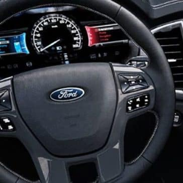 2019 Ford Ranger Steering Wheel