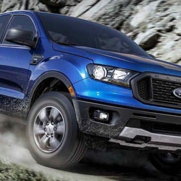 2019 Ford Ranger Offroad