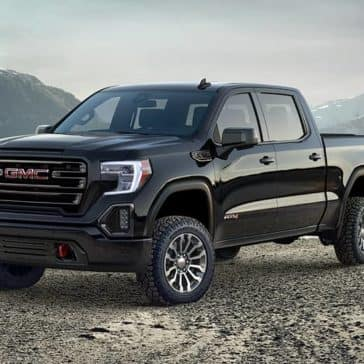 2019-GMC-Sierra-1500-AT4-in-the-Mountains