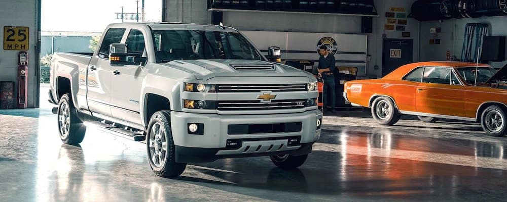 Chevy Silverado Custom Sport HD