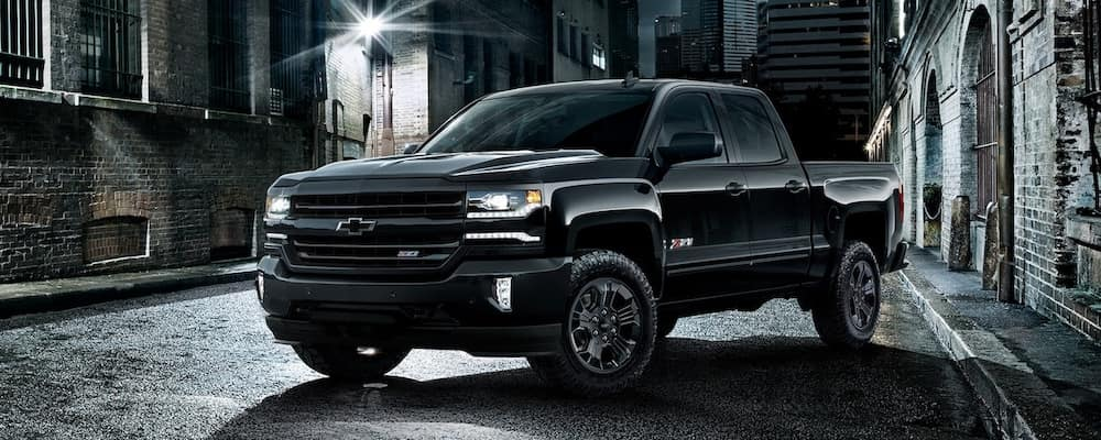 Chevy Silverado Midnight Edition