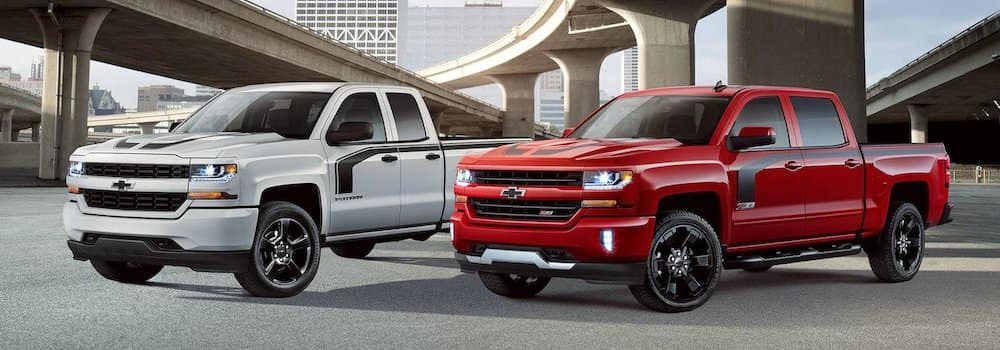 Chevy Silverado Special Edition >> Chevrolet Silverado Special Editions Limited Chevy Pickups Don