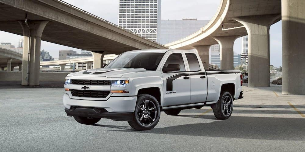 Chevy Silverado Rally 1