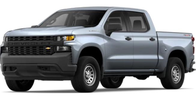 2019 Silverado 1500 Work Truck