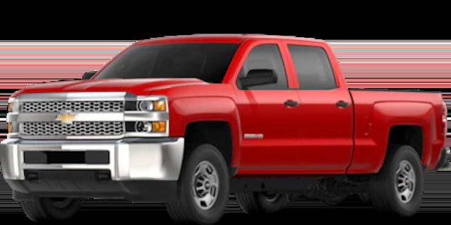 2019 Silverado 2500 Work Truck
