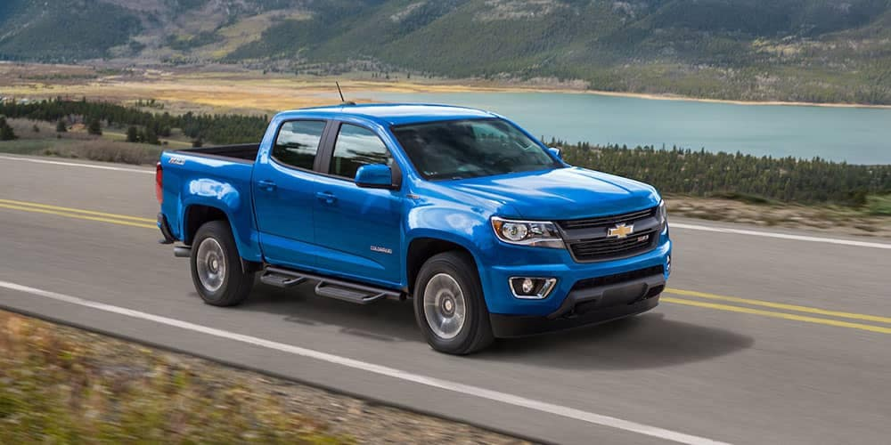 2019 Chevy Colorado Performance