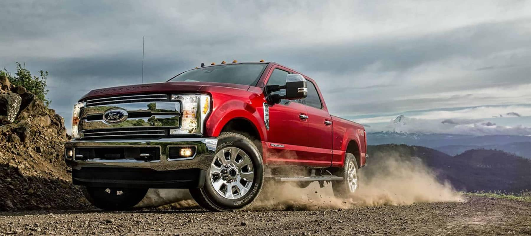 2019 Ford Super Duty Performance
