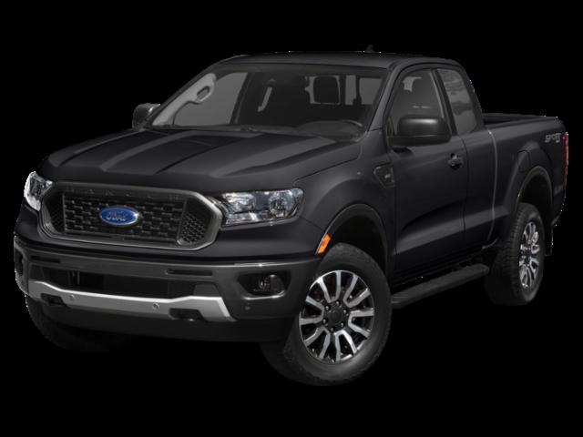 2019 Ford Ranger XL 2WD SuperCab Pickup Box
