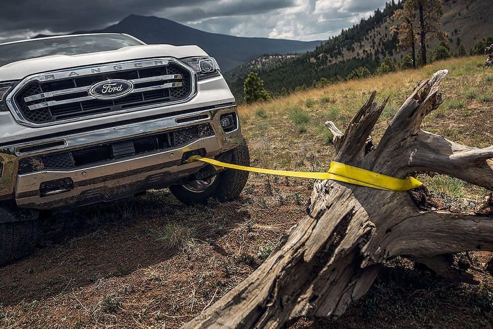 2019 Ranger Front Tow Hooks