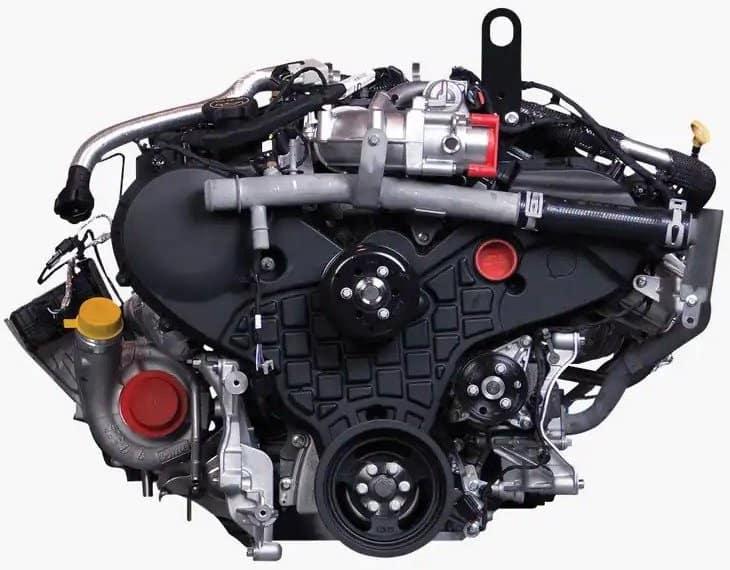 3.0L Power Stroke Turbo diesel