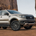 2019 Ford Ranger with a full bed