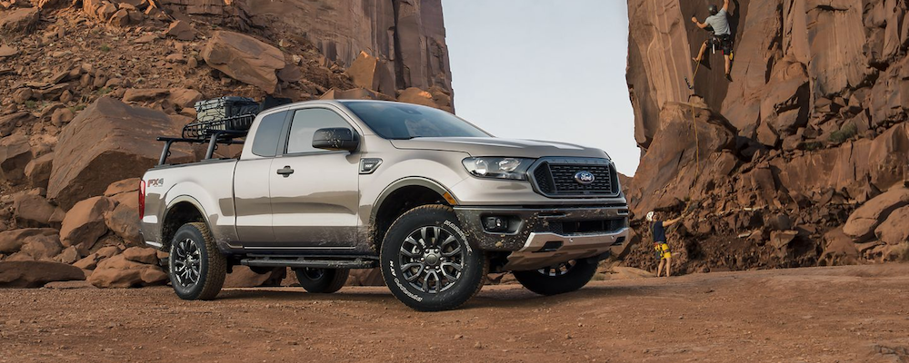 2019 Ford Ranger Bed Size And Cargo Capacity Don Johnson Motors