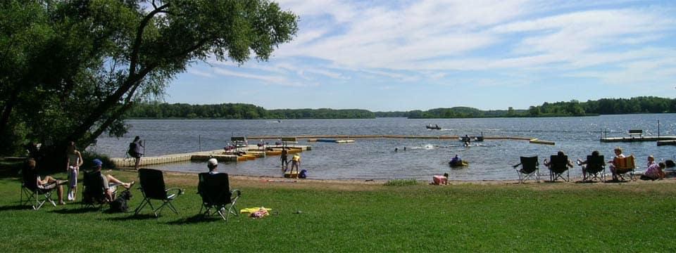 Lake Chippewa Campground