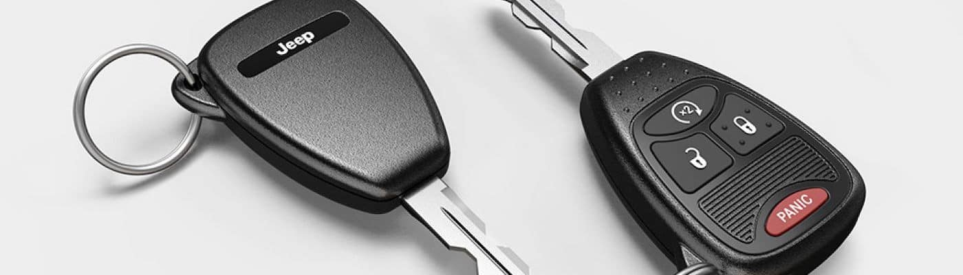 How To Replace A Battery In A Jeep Key Fob Don Johnson Motors