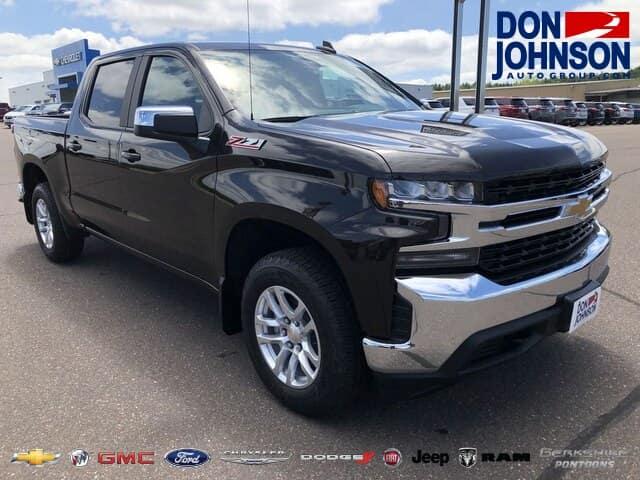 2019 Chevrolet Silverado Crew LT