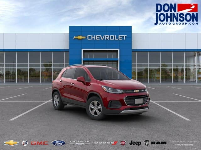 2020 Chevrolet Trax LT AWD