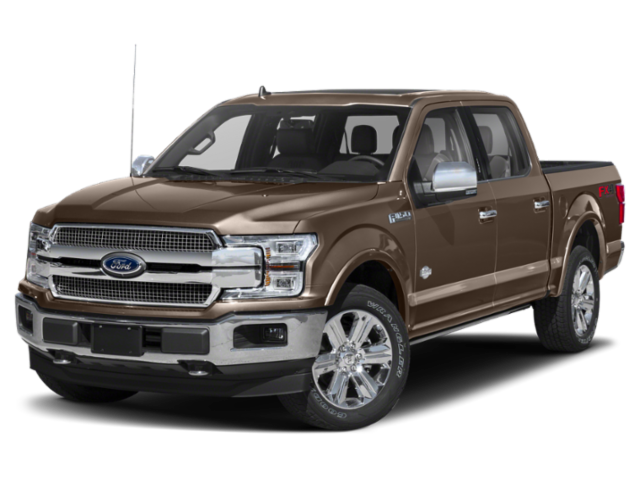 2020 Ford F-150 King Ranch 2WD SuperCrew 5.5' Box