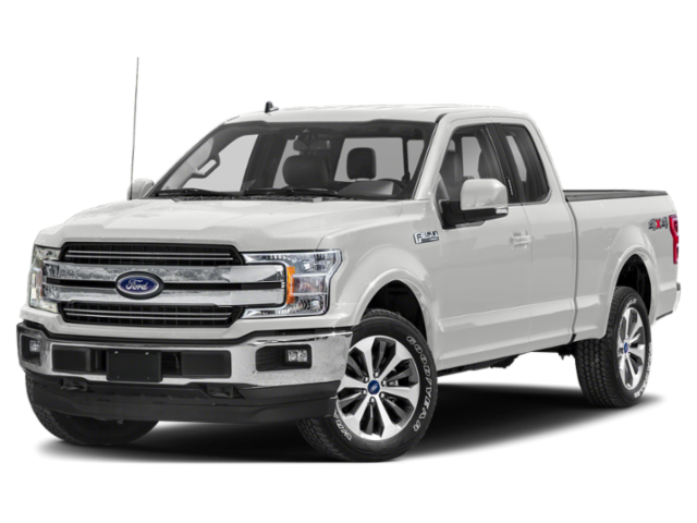2020 Ford F-150 LARIAT 2WD SuperCab 8' Box