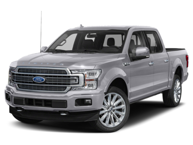 2020 Ford F-150 Limited 2WD SuperCrew 5.5' Box